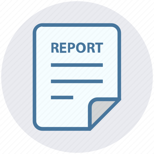 Analytics, document, file, list, page, report, statistics icon - Download on Iconfinder