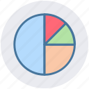 analytics, chart, diagram, financial report, growth, statistics icon
