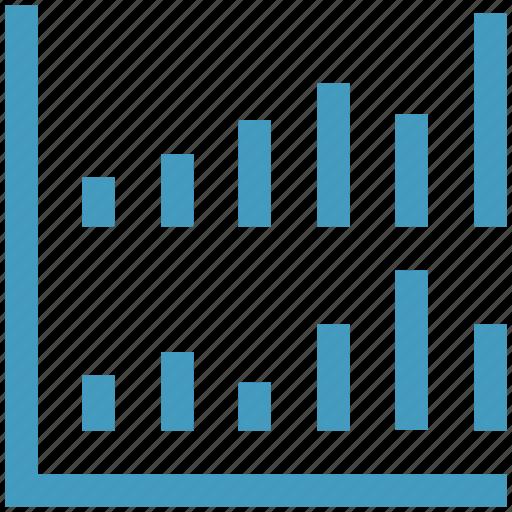 analytics, chart, graph, report, sales, statistics icon