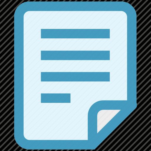analytics, document, file, list, page, report, statistics icon