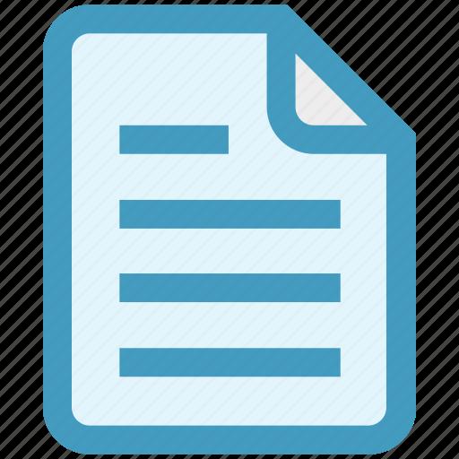 analytics, document, file, list, page, statistics icon