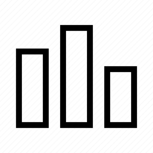 analysis, chart, graph, statistics icon