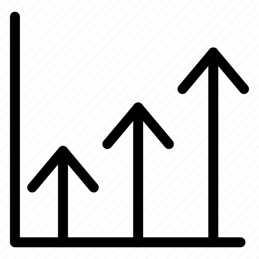 analysis, chart, graph, growth icon