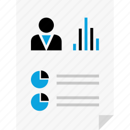 bars, data, layout, page, professional, report, reports icon