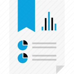 bars, data, layout, page, report, reports, ribbon icon