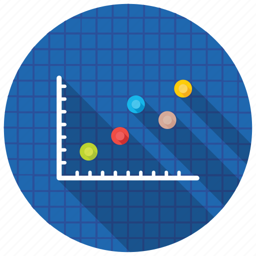 Line graph, analytics, infographic, line chart, statistics icon