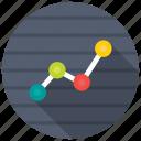 line graph, analytics, infographic, line chart, statistics