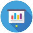 analytics reporting, business analysis, business graph, graphic presentation, statistics icon