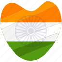 country, heart, india, republic day