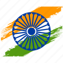 country, flag, india, republic day