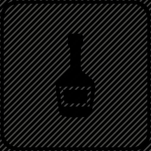 bar, bottle, brandy, cognac, drink icon