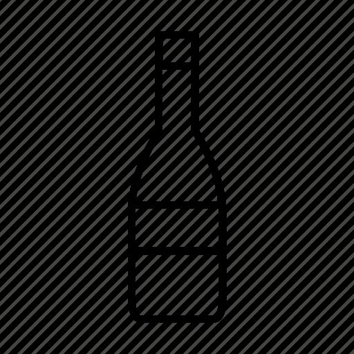food, menu, restaurant, wine icon