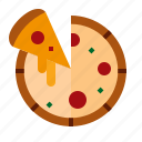 food, italian, pizza, snack