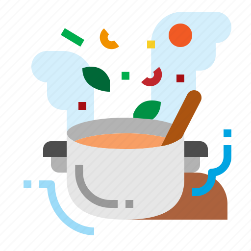 boil, cooking, soup, stewed icon