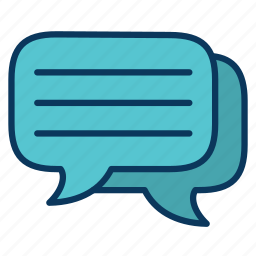chat, conecting, networking, speaking icon