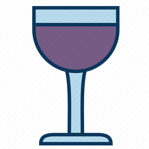drink, glass, glass for wine, water, wine icon