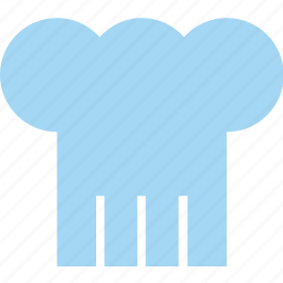chef, cook, hat icon