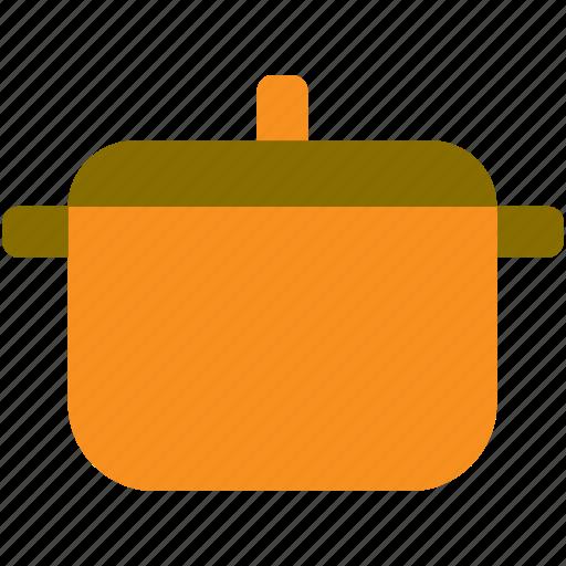 casserole, saucepan icon