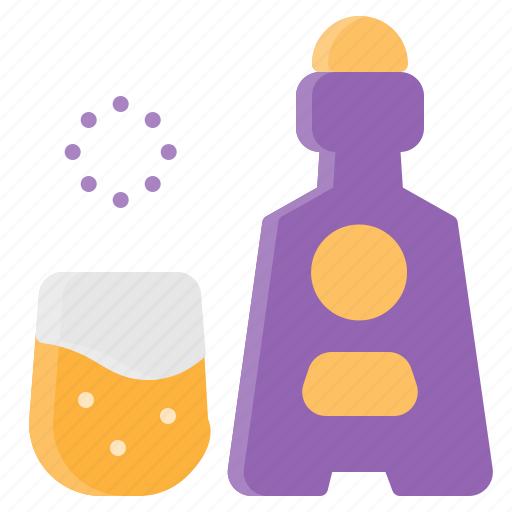 alcohol, beverage, brandy, drink, element, restaurant icon