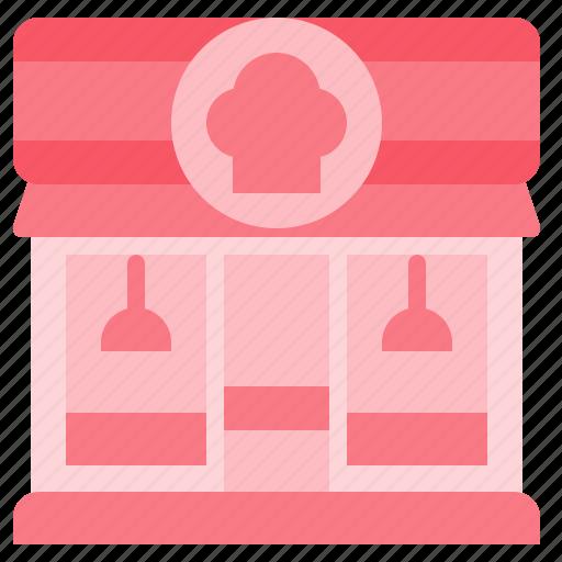 element, restaurant, shop, store icon
