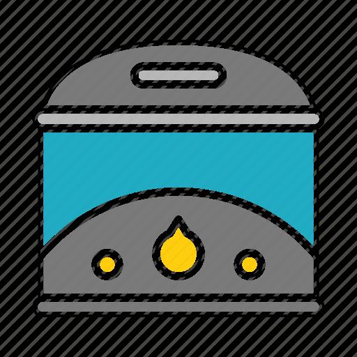 equipment, fryer, kitchen, kitchenware, restaurant icon