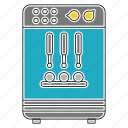 equipment, ice, kitchen, kitchenware, machine, restaurant icon