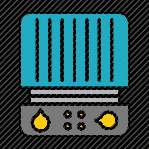 equipment, grill, kitchen, kitchenware, press, restaurant icon