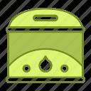 equipment, appliance, fryer, cooking, kitchen, restaurant icon