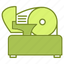 barbecue, equipment, meat, restaurant, slicer icon