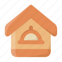 cafe, coffee shop, restaurant, restaurant building, shop icon