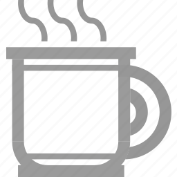coffee, drink, food, hotdrinks, menu, restaurant, tea icon