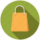 commerce, paper bag, retail, shop, shopping, shopping bag, trade icon