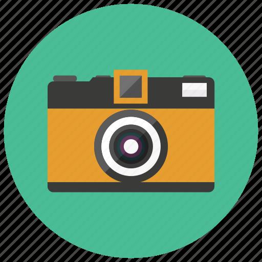 camera, photography, retro, video icon