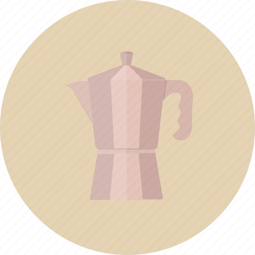 barista, brew, caffeine, coffee, drink, espresso, moka pot icon