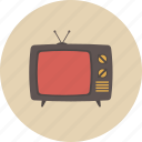 entertainment, equipment, gadget, movie, on air, retro, tv icon