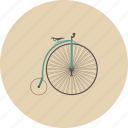 bicycle, bike, entertainment, equipment, gadget, retro, wheel icon