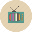 entertainment, equipment, gadget, movie, on air, retro, tv icon