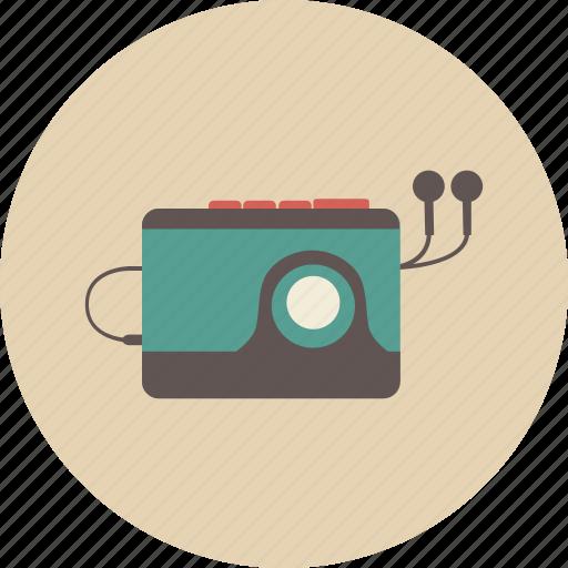 audio, entertainment, equipment, gadget, music, retro, sound icon