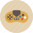 entertainment, equipment, gadget, game, joystick, play, retro icon
