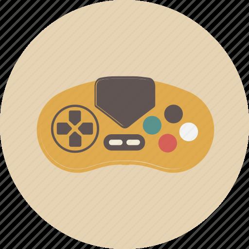 entertainment, equipment, gadget, game, joystick, play, retro icon