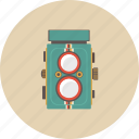 camera, entertainment, equipment, film, gadget, lens, retro icon