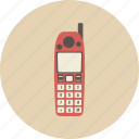 communication, entertainment, gadget, mobile, phone, retro, telephone icon