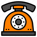call, old, retro, ring, telephone