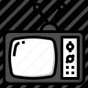 antenna, broadcasting, onair, television, tv