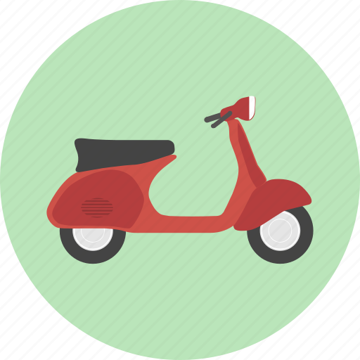 equipment, gadget, hipster, lifestyle, motorcycle, retro, scooter icon