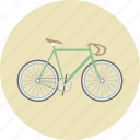 bicycle, bike, equipment, gadget, hipster, lifestyle, retro icon