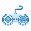 controller, gaming, joystick, play, retro icon