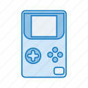 game, gameboy, handheld, nintendo, portable, retro icon
