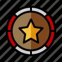medal, champion, reward, badge, winner
