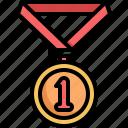 medal, prize, champion, winner, sport, award, reward
